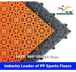 Buy cheap synthetic Sport Floor, PP interlocking Sport floor Manufacturer,Sport Floor China product
