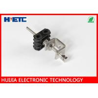 """Buy cheap Two Hole Type Stainless Steel 2-1/4"""" Feeder Coaxial Cable Clamps For Communication product"""