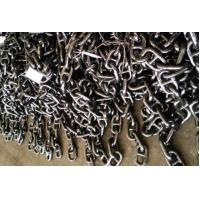 Buy cheap AM2 AM3 Grade Marine Anchor Chain Black Coated With DNV-GL Certificate product