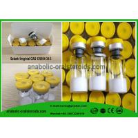 Buy cheap White Powder 5mg/vial  Peptide Lyophilized  Selank CAS 129954-34-3 for Anxiolytic Treating product