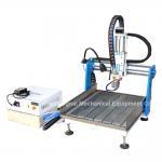 Buy cheap Máquina de alumínio do router do CNC do Desktop movente do pórtico com controle autônomo de DSP A11E product