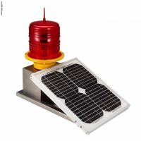 Buy cheap Red LED Aviation Obstruction Lights , Red Flashing lamp Professional product