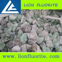 Buy cheap China Fluorspar Supplier Granule Size 85%  90% Fluorite Lump selectable size 0-80mm/Jumbo bag product