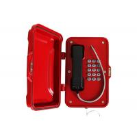 Buy cheap Outdoor IP67 Rugged Industrial Weatherproof Telephone Die Casting Aluminum Alloy product