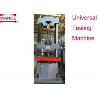 Buy cheap Bolts Nuts Wedge Loading Proof Hydraulic Load Testing Machine 1000Hz Frequency product