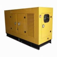 China 300Kw 375Kva 50HZ Canopy Genset Silent Generator Set Cummins Engine For Outside Projects GP C300-2 wholesale