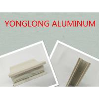Buy cheap Wooden Grain Aluminium Profiles Marble Texture Adhesion Non Toxic / Odor product