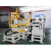 China Industrial NC Servo Feeder Equipment For Stamping , Coil Straightener on sale