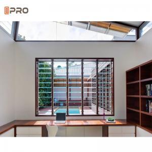 Buy cheap Aluminium Adjustable Glass Windows Casement Louvers Glaze Blinds product
