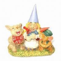 Buy cheap Polyresin Craft/Figurine, Used for Decorations product