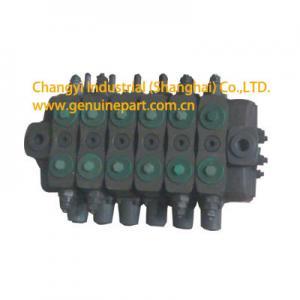 作動弁(Changlin)の車輪の積込み機は重い装置の部品を分けます