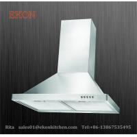 Buy cheap 430 Stainless Steel 600 mmTypcial Mechanical Switch kitchen exhaust fan product