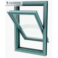 Buy cheap Powder Painted  Aluminum Window Extrusion Profiles 6063 Green product