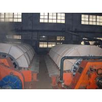 Buy cheap High Precision Rotary Disc Filter HTG 100m2 For Separate Mine Slurry product