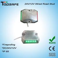 Buy cheap 12/24VDC or 110~220VAC Wired Flashing Road Studs product