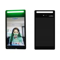 Buy cheap Smart 3D Camera Biometric Face Recognition Device Time Attendance System 800*1280 product
