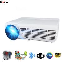 China BNEST 3500 Lumens Native 1080p hd video projector support Blue tooth optional Android TY046 on sale