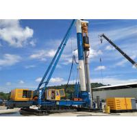 Buy cheap 1200mm Max Stroke Hammer Piling Machine , Drop Hammer Piling Rig product