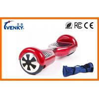 Buy cheap Teenager Red 2 Wheel Self Balanced Scooter 6.5 Inch / 8 Inch Tire product
