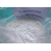 Buy cheap Steroid Hormone Testosterone Steroid Phenylpropionate Test PP Powders CAS1255-49-8 product
