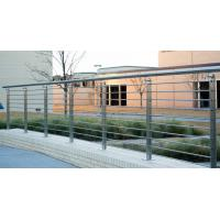 Buy cheap 304s.s 316s.s Wire Balustrade Fittings/ Steel Railings For Patio product