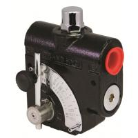 Pressure Compensating Rotary Hydraulic Valve LKF Series Variable Flow Valve