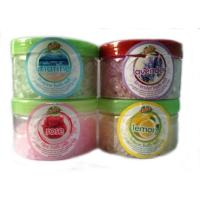 Buy cheap Customized Transparent Aromatic Herbal Aromatic Spa Bath Salts for Skin Care product
