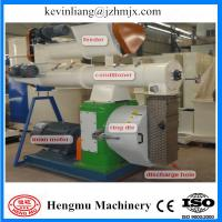Buy cheap Long service life less maintenance run smoothly pet feed pellet mill with CE approved product