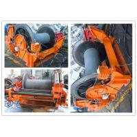 Buy cheap Hydraulic Mining Lebus Groove Barrel Mining Winch Below 1000m Working Condition product