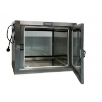 Buy cheap Embedded Gate Cold Rolled Steel / Stainless Steel 304 Cleanroom Pass Box product