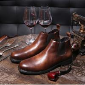 En De Cuero Línea Vestir Para Mayorista Zapatos Hombre BxSwx