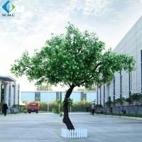 Buy cheap Custom Size Artificial Tree Plant , Lobby Decoration Use Fake Osmanthus Tree product