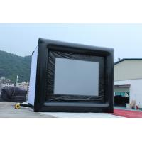 Quality 2015 hot sell inflatable movie screen/ pvc movie screen inflatable/ advertising for sale