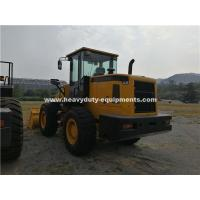 Quality Sinomtp Lg933 3tons Wheel Shovel Loader With Cummins Engine And Zf Transmission for sale
