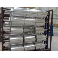 Quality 0.0065 micron Aluminum Foil Roll With Small Rolls In Wooden Case for sale