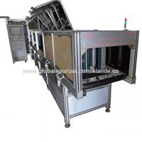 Buy cheap Automatic Inspection Bus Bar Assembly Machine , Busbar Automatic Production Line product