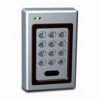 Buy cheap Powerful RFID Access Controller for Outdoor with Time Attendance System and Vandalproof Keypad product