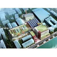 Anti Seismic Structural Steel Warehouse