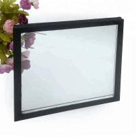 Buy cheap Custom Sizes Insulated Glass Door Panels , Sound Proof Double Insulated Glass product