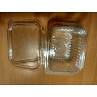 Buy cheap Disposable Clear Plastic Clamshell Packaging , Food Blister Packaging For Fruits from wholesalers