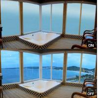 Buy cheap Intelligent PDLC Privacy Glass Film / Sound Proofing Smart Glass Panel product