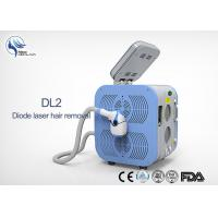 Buy cheap Permanent 808nm Diode Laser Hair Removal Machine / Body Hair Removing Machine from wholesalers