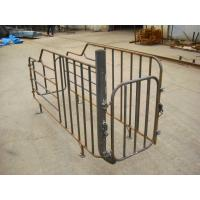 Buy cheap Customized Size Pig Gestation Crates φ32*2.5mm Steel Tube Material Space Saving product