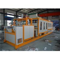Buy cheap Full Automatic Plastic Foam Disposable Plate Making Machinery For Fast Food Container product