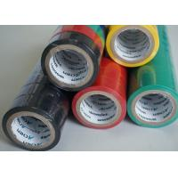 Buy cheap Green / Red / Black Single Side Adhesive Insulation Tape for Cables and Wires product
