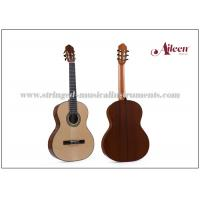 """Buy cheap 39"""" Solid Spruce / Cedar Top Handcraft Stringed Musical Instruments Guitar Classical ( ACM10 ) product"""