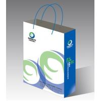 Buy cheap art paper shopping bag recycled laminated art paper bag any size any printing product