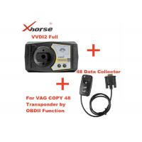 Buy cheap 48 Chip Data Collector Auto Key Programmer VVDI2 Full Version OBDII Function product