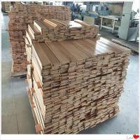 Buy cheap Poplar Made Drawer Sides Material Length 300 - 2500mm Long Service Life from wholesalers