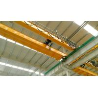 Buy cheap 10 T 19.5m 12m Double Girder Overhead Cranes Compact Design and Optimal Space Utilization product